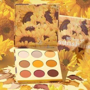 BNIB lil ray of sunshine ☀️ palette